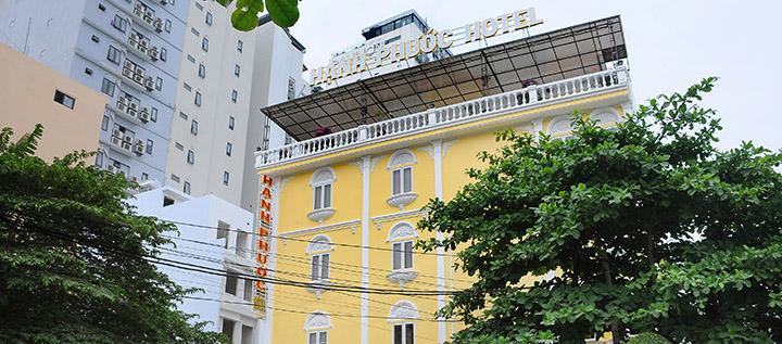 Hạnh Phước Hotel - chốn nghỉ mát bình yên cho mùa du lịch đáng nhớ!